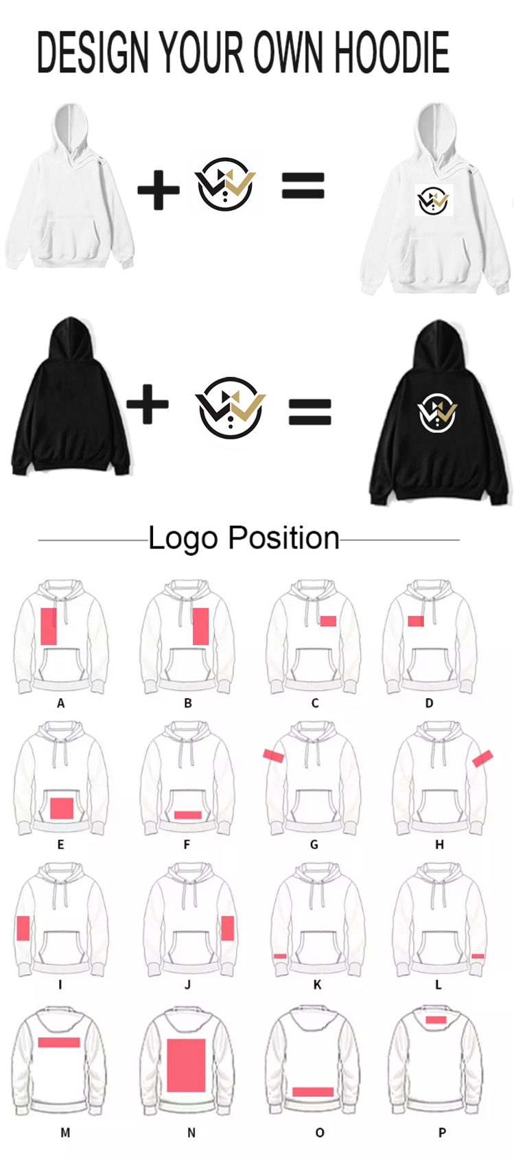 Custom Heavy Cheap Plain Sweatshirt 60% Organic Cotton 40% Polyester Long Sleeve Printed Oversize Pullover Hoodies