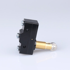 M88 KW10-N Z type light force push button miniature micro switches with roller lever roller switch