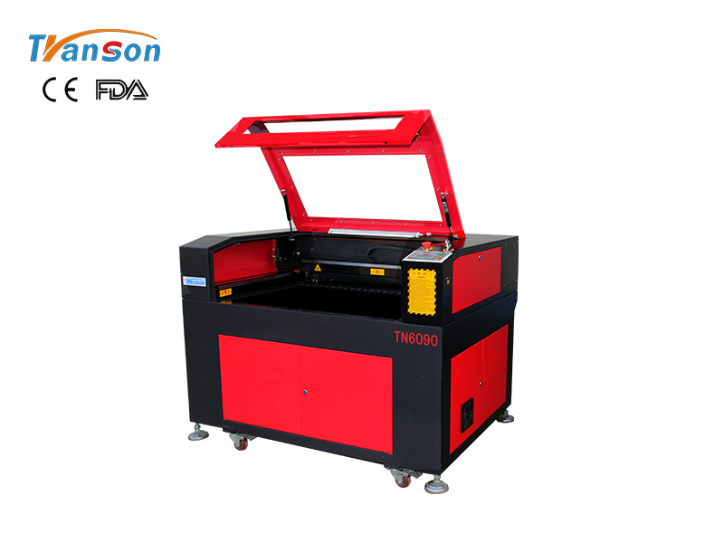 High Quality  CO2 Laser Engraver Cutter For Nonmetal Wood MDF Acrylic Leather and other nonmetal