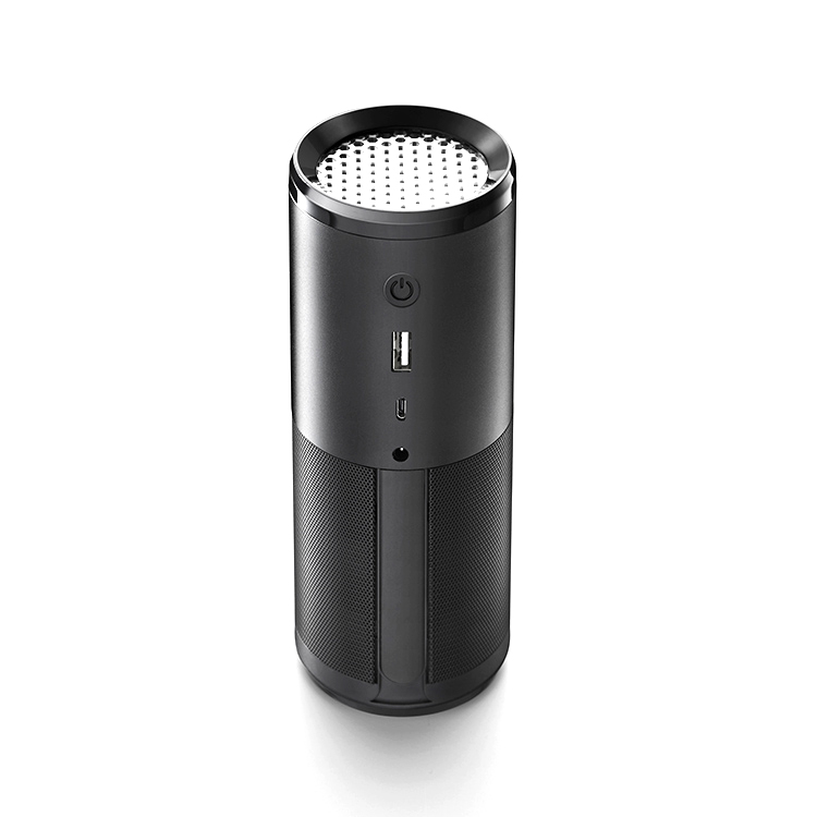 New Products H13 Hepa Filter Portable Car Air Purifier With Usb