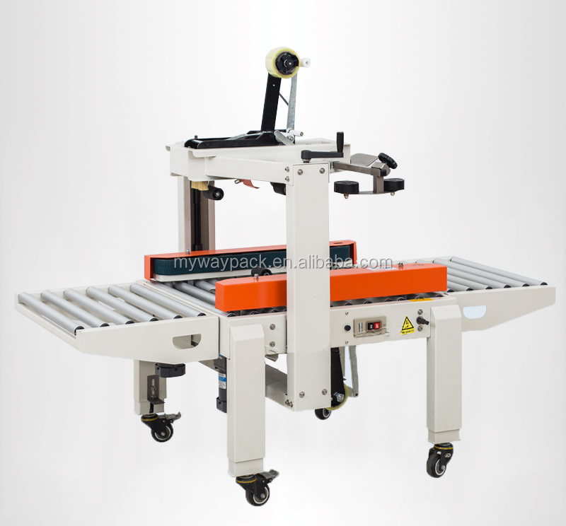 Adhesive Tape Carton Box o 링 씰링 기계 자동