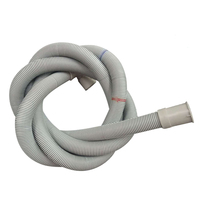 washing machine drain hose PE outlet hose pipe PP OEM flexible hose pipe