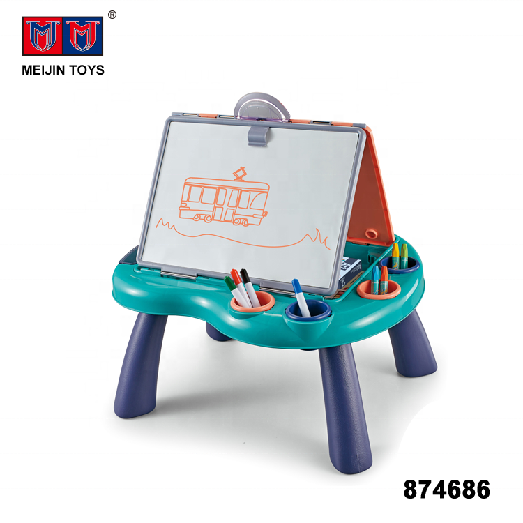 learning toys painting board kids drawing table for children