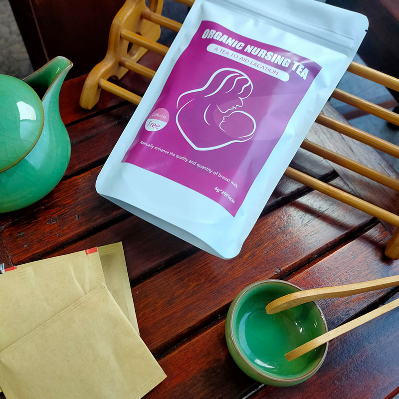 Herbal Breast Milk Booster Breastfeeding Tea BOOST milk supply - 4uTea | 4uTea.com