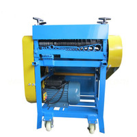 High Efficient Automatic scrap cable copper wire peeling and stripping machine cable stripper 1-35mm
