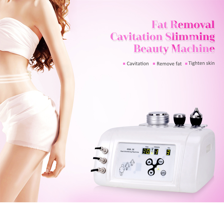 ultrasonic body slimming massager