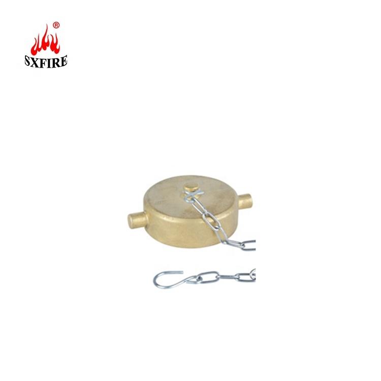Good quality Aluminium Storz Coupling Brass American Type Cap