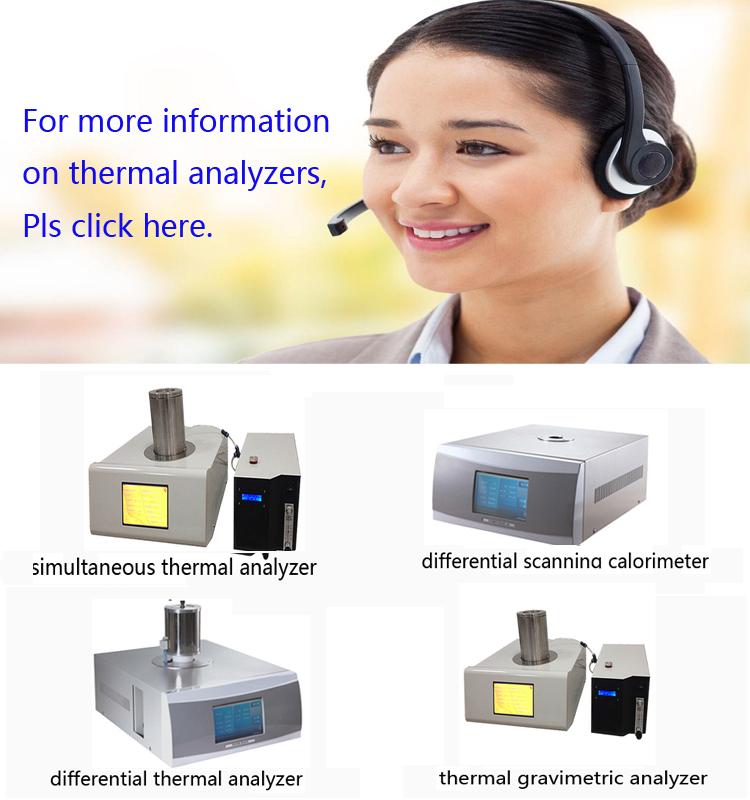 Appareil Testeur de Conductivité Thermique Mesure Détecteur D'analyseur De Machine D'essai de Matériel D'essai Compteur D'instruments