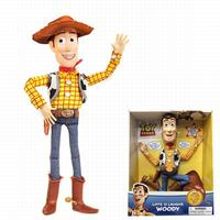 wholesale Toy Story anime figure Woody the line talking toy cartoon toy action figure pvc Model movie characters