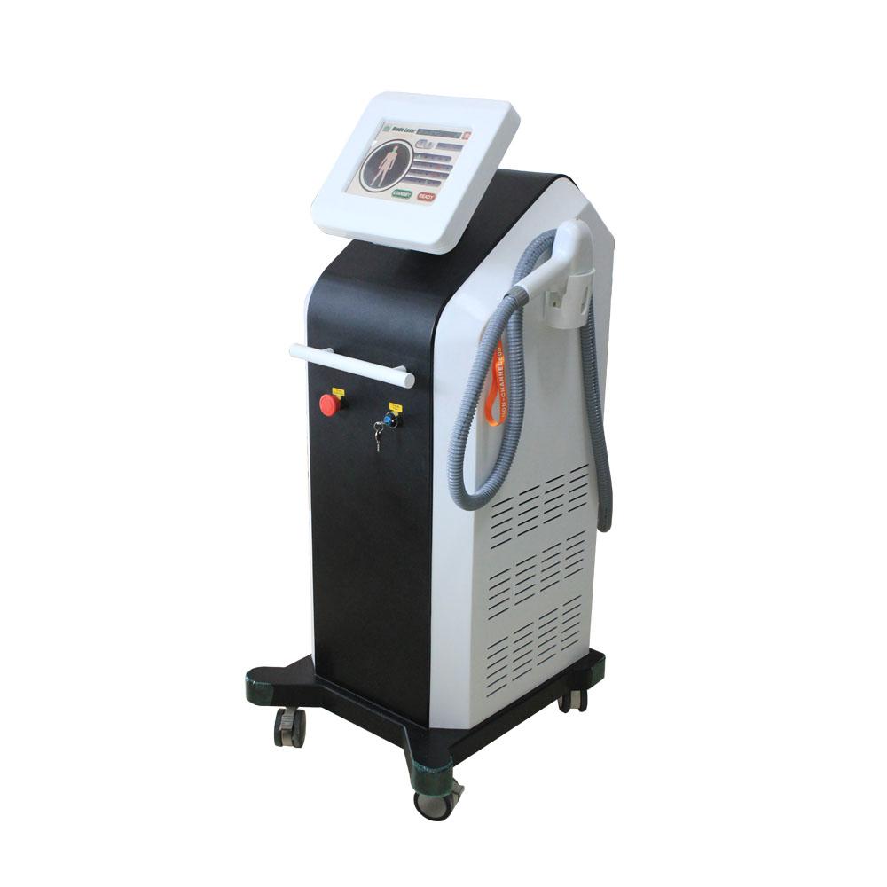 Beh design 808nm diodo laser di rimozione permanente dei capelli pronto per la spedizione