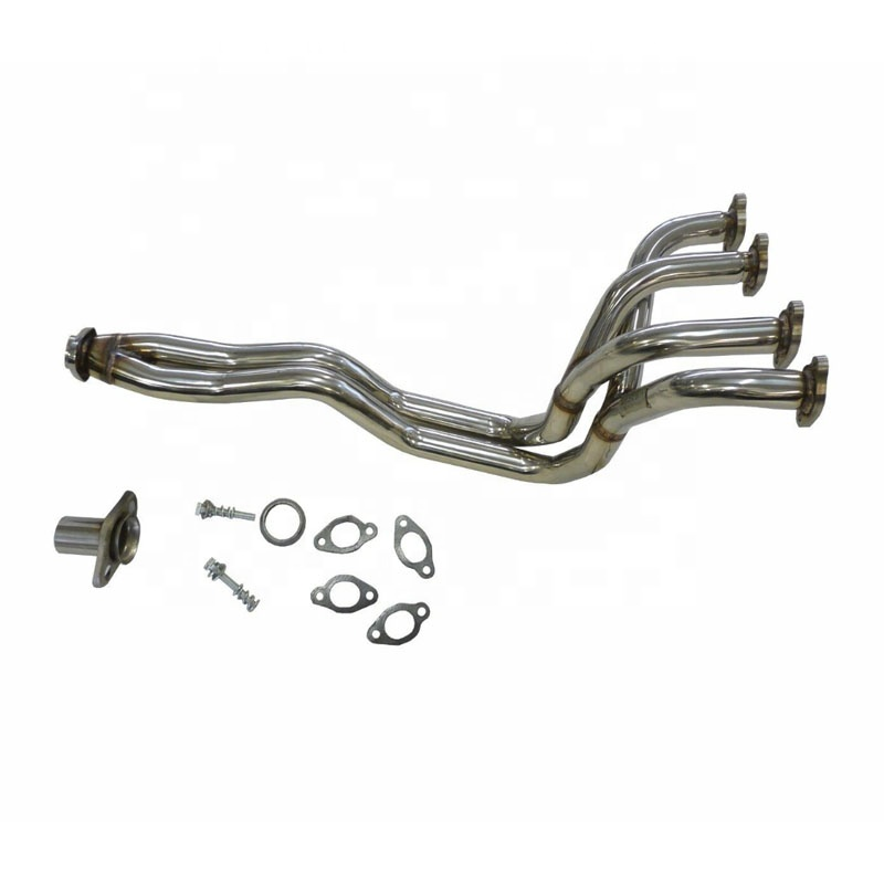 Stainless Racing Header Manifold Exhaust FOR 1981 Rabbit Pickup//Rabbit l4 1.6L