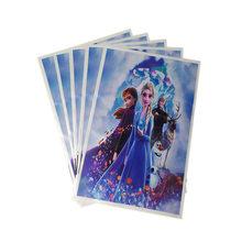 Замороженные 2 партии поставки темы оригинальные замороженные партии бумаги соломенные тарелки чашки девушки игрушки Эльза Анна День Рожд...(Китай)
