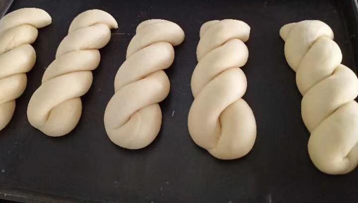 Multi-function Twisted Korean Doughnuts Bread Machine