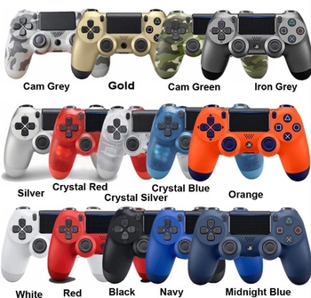 For Sony PS4 Remote Controller Console ps4 Wireless Bluetooth Colorful Joystick ps4