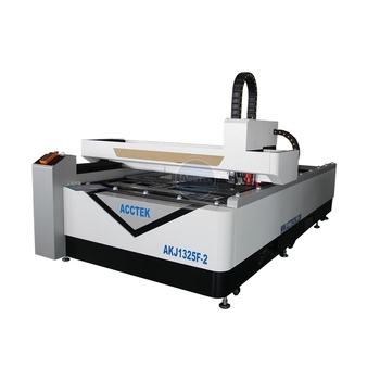 Multi heads mdf acrylic cutting co2 laser combined 500w 1000w fiber laser cutting machine for metal