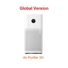 Xiaomi очиститель воздуха 3 3H фильтр Mi очиститель воздуха Свежий Озон дома Авто Дым формальдегид стерилизатор куб умный MIJIA APP контроль(Китай)