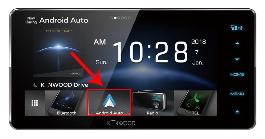 Factory Screen Android Auto Box Car Multimedia Audio Video Entertainment System Smart Touch Box