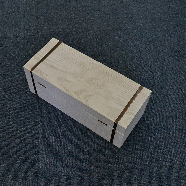 Single Large Packaging Gift Craft Industrial Use Wooden Boxes For Wine