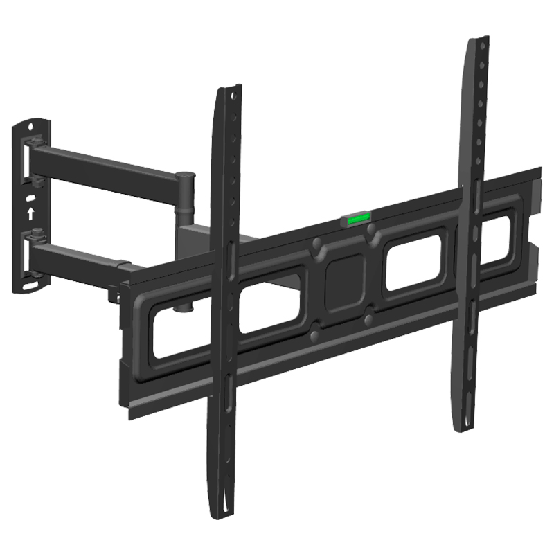 90 degrees swivel tv wall mount Vesa 600x400 Heavy Duty Articulating Lcd/Led Tv Bracket Tilting