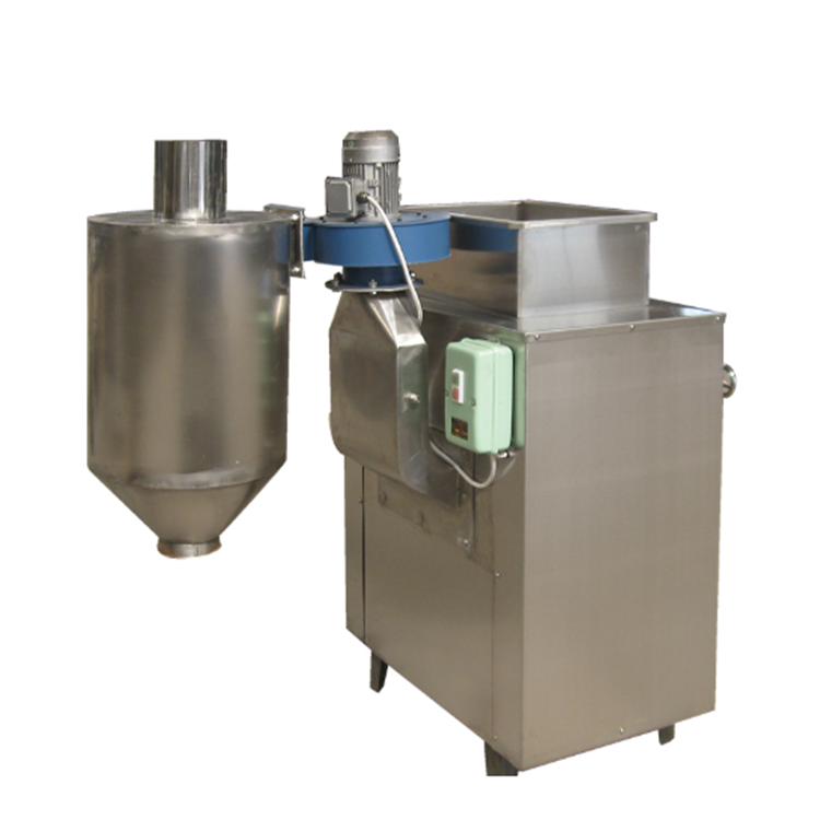 automatic cocoa bean peel processing removing machine maker