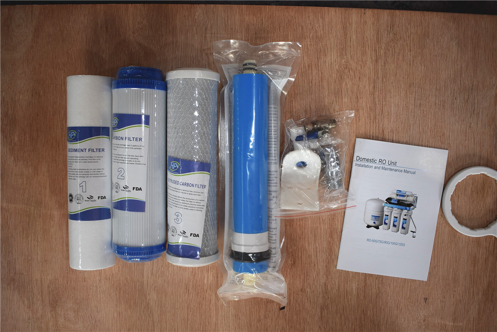product-Ocpuritech-75GPD ro filter water purifiers osmosis inversa-img-1
