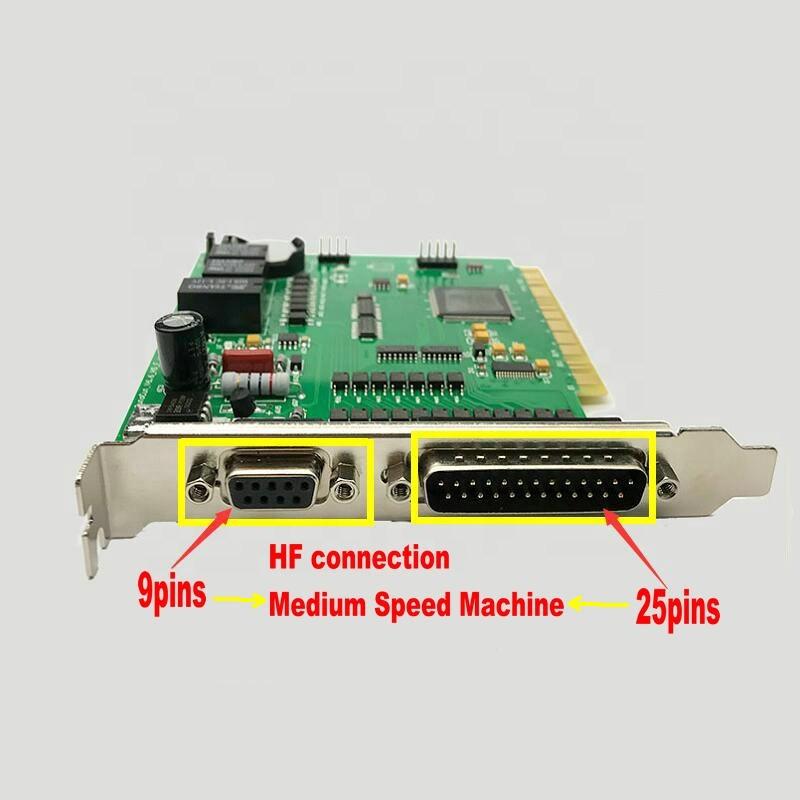Wire Cut Parts AUTOCUT Card Control System V6.6 for Window 7 CNC EDM Medium Speed Machine