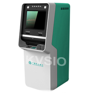 High quanlity queue kiosk for bank payment kiosk/touch screen touch self service k