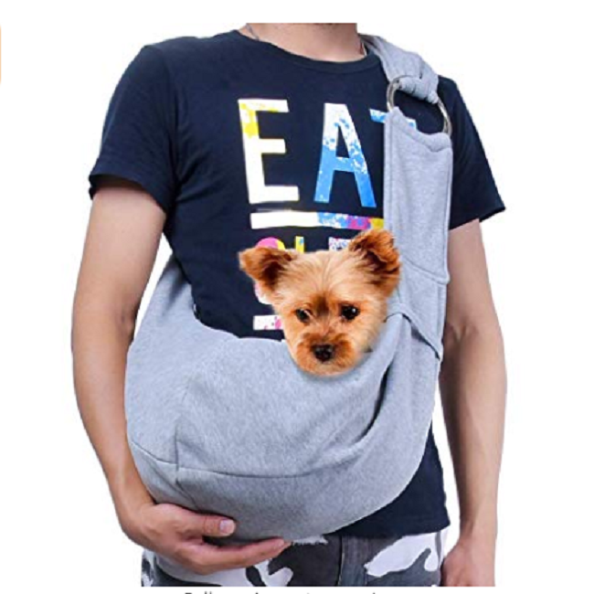 Handsfree Pet Puppy Outdoor Hond Kat Travel Carrier Sling Tote Bag