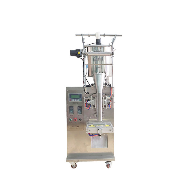 Customized automatic common cold medicine bag packing machine capsule filling machines