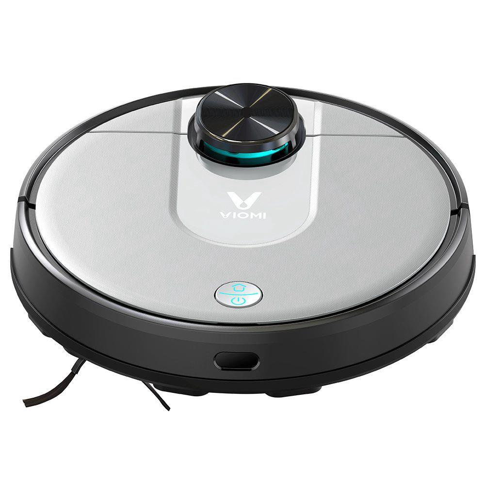 Viomi Sweeping Mopping Robot <strong>V2</strong> pro 2100Pa Strong Suction Self-charging 3 Cleaning Mode LDS Sensor Robot Vacuum Cleaner