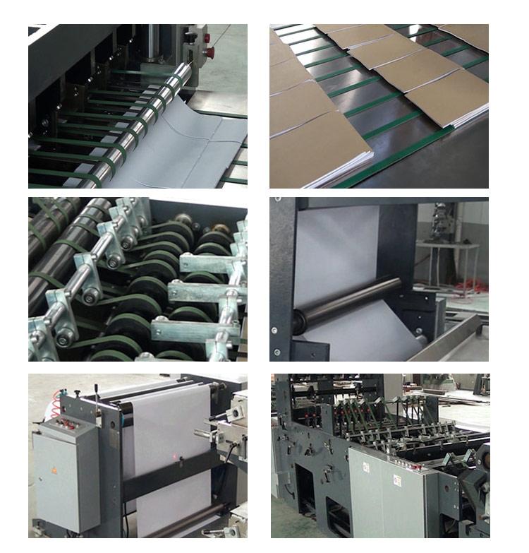 Фабрика по производству Школьная тетрадь-тренажер делая машину