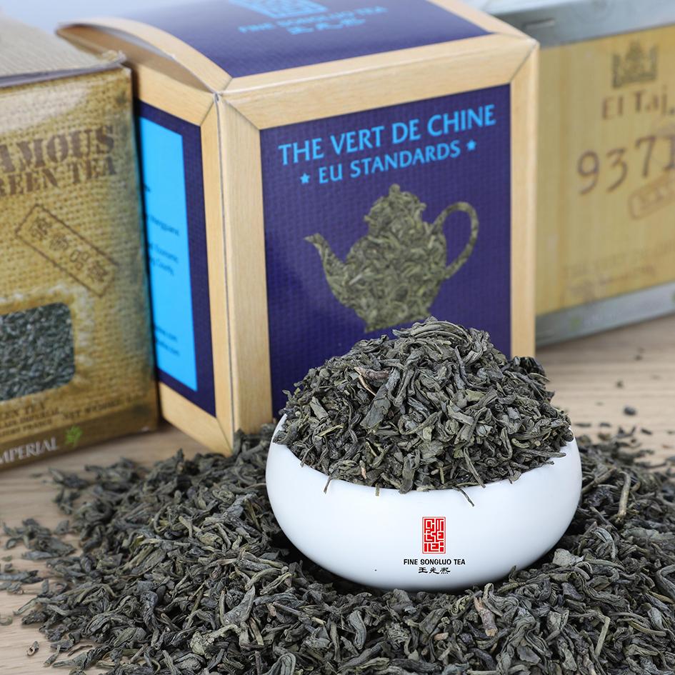 Vert de chine wholesale bulk chunmee 41022 3A for Africa - 4uTea | 4uTea.com