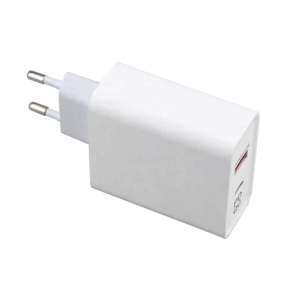 Usb Wall Power Type C Adapter 30W Charger International Travel Multi 3.0 Ac Dc Shenzhen Kuncan 45W Pd Supply