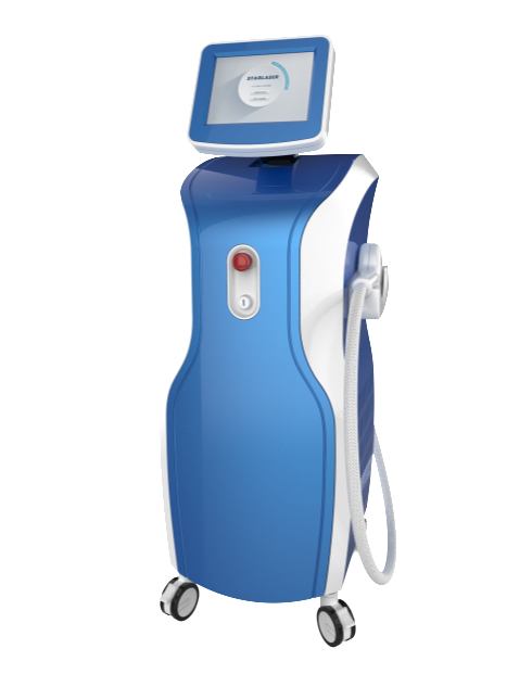 Oriental laser alexandrite laser hair removal permanent painless diode 808 755 1064nm vertical laser hair removal