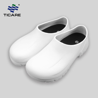 Unisex Anti Slip oil waterproof working shoes Chef Nurse Shoes