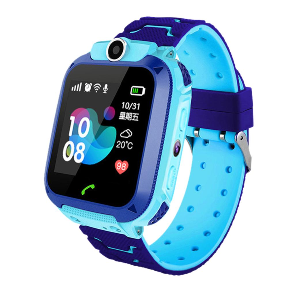 SOS Emergency Call Remote monitor Camera call Children Smart Watch Anti-lost smart watch for kids with <strong>sim</strong>
