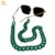Acrylic Acetate Bag Chain Necklace Sunglasses Chain Glasses Holder Chunky Eyewear / Eyeglass Chain