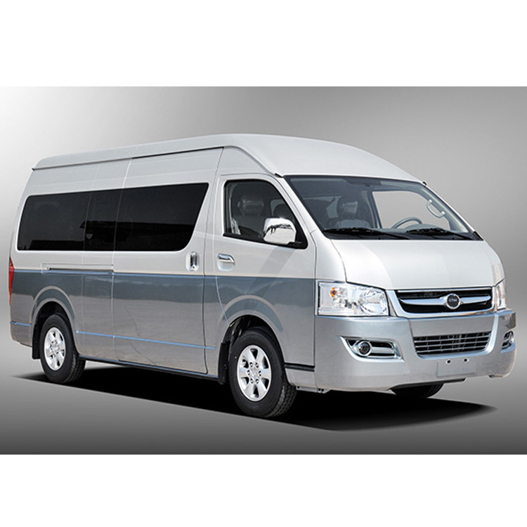 Hot New Automatic Transimission Hiace Type G4BA Engine City Mini Bus minibus Micro Van With 15-16 seats Electric Rear Mirror