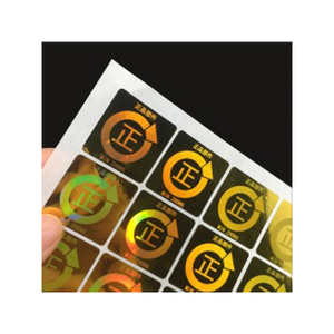 Custom Warranty Void Sticker Security Label Packaging Seal Sticker
