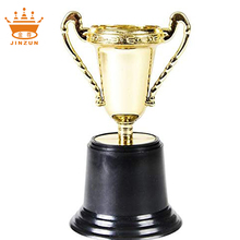 Yiwu China factory wholesale cheap plastic trophy cups