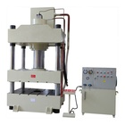 powerful hydraulic press brick machine with factory price