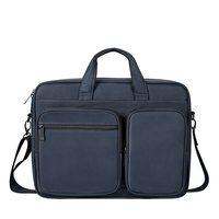 Large Capacity Men Canvas Business Briefcase Office Travel Messenger Large Tote Women's Computer Work Shoulder Bag Business