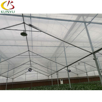 Agricultural plants growing Brunei phalaenopsis orchid seedling rolling bench greenhouse