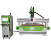 Affordable wood door cabinet Automatic CNC router machine 2040 ATC CNC machine 1325 with 9 KW spindle