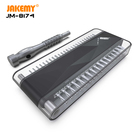 New Product JM-8174 Mini Precision Screwdriver Bits Set with Strong Magnetism for Mobile Phone Laptop Game Pad Home Maintenance