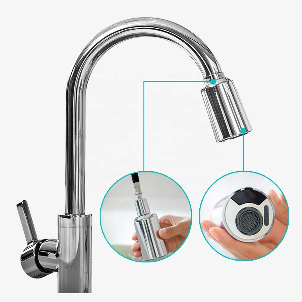 Sensore automatico Miscelatore Rubinetto Della Cucina sus304 outdoor rubinetto della cucina per Montaggio A Parete Rubinetto Della Cucina