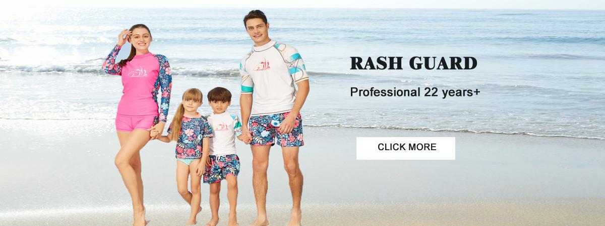 Unisex Adults /& Childs Sizes Lycra UV50 Surf Beach Top Two Bare Feet Rash Vest Short Sleeves