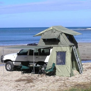 4x4 Offroad Car Roof Tent Side Awning For Outdoor Camping ...