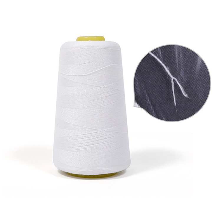 Factory Direct Spot 402 High-Quality High-Speed Polyester Sewing Thread Copy Edge Line Quilting Line PP Line 3000 Yards