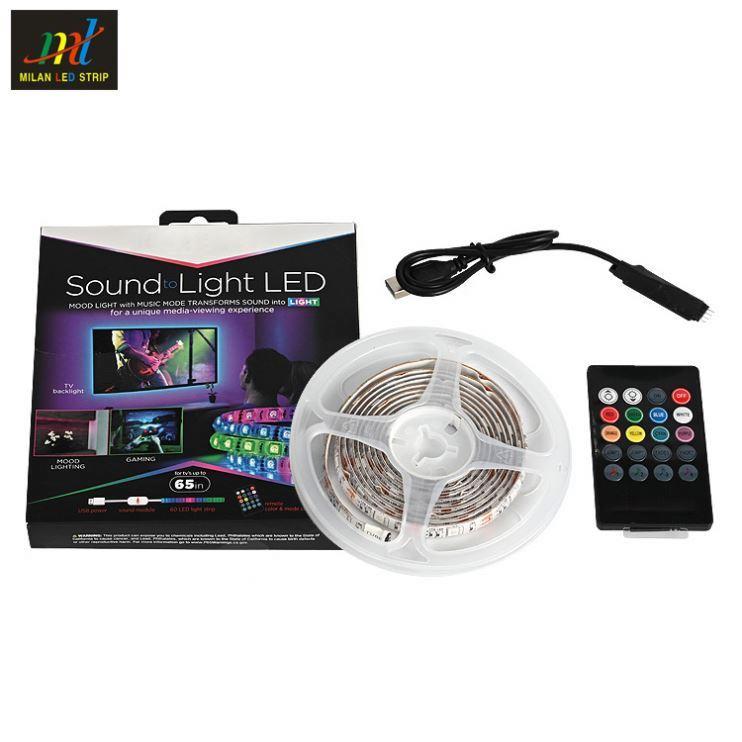 Performance Flexible User-friendly design Full set STANDARD model LED Strip Light